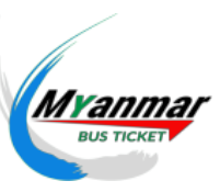 myanmar bus ticket logo